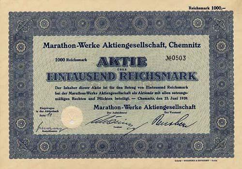 Marathon-Werke