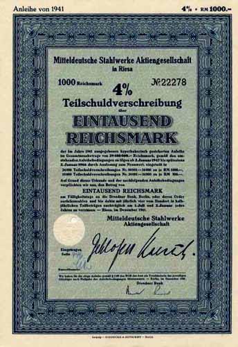 Mitteldeutsche Stahlwerke