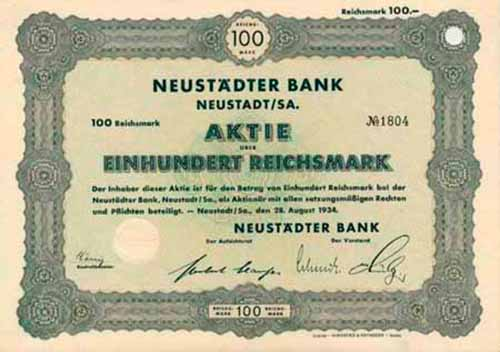 Neustädter Bank