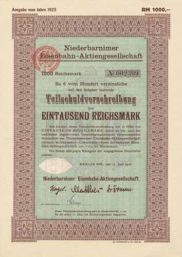 Niederbarnimer Eisenbahn-AG