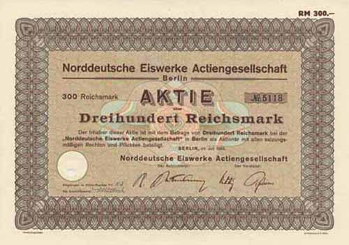 Norddeutsche Eiswerke