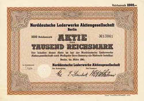 Norddeutsche Lederwerke