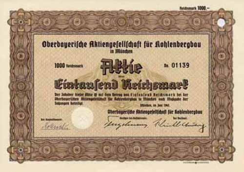 Oberbayerische AG für Kohlenbergbau