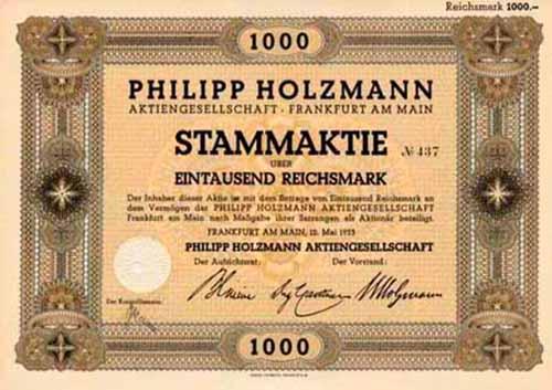 Philipp Holzmann