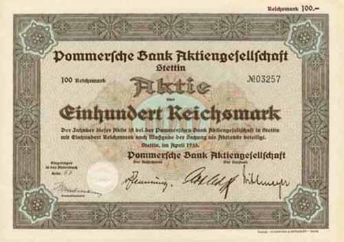 Pommersche Bank