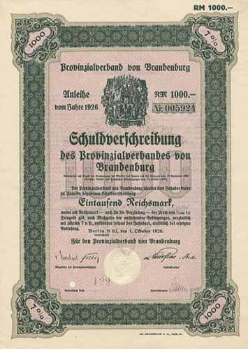 Provinzialverband von Brandenburg