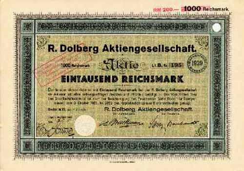 R. Dolberg