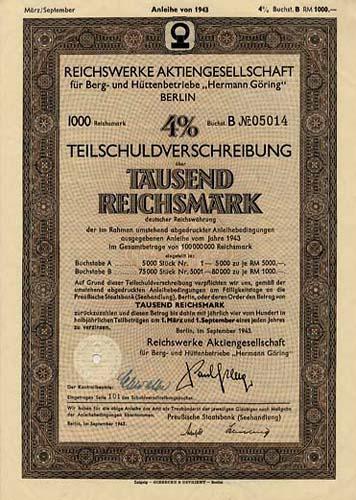 Reichswerke für Berg- und Hüttenbetriebe