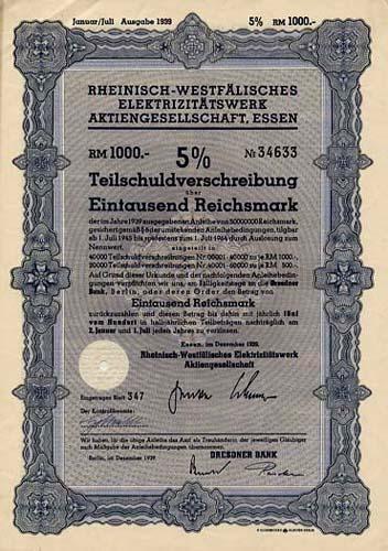 Rheinisch-Westfälisches Elektrizitätswerk