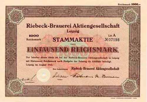 Riebeck-Brauerei
