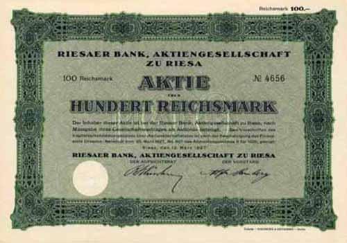Riesaer Bank