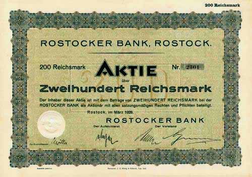 Rostocker Bank