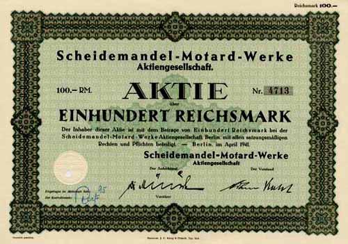 Scheidemandel-Motard-Werke