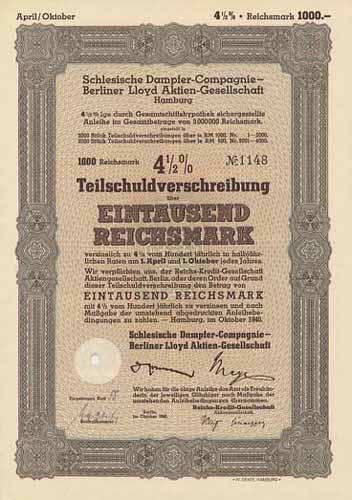 Schlesische Dampfer-Compagnie-Berliner Lloyd