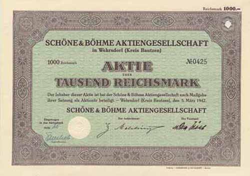 Schöne & Böhme