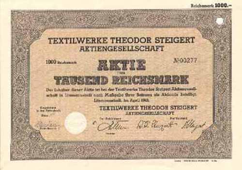 Textilwerke Theodor Steigert