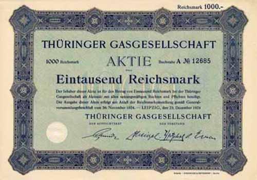 Thüringer Gasgesellschaft
