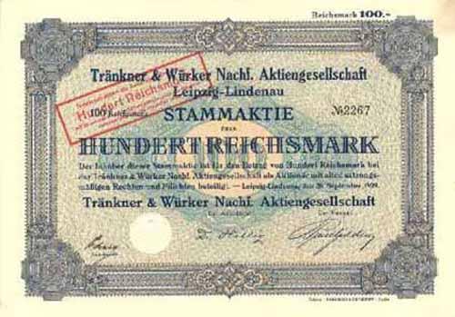 Tränkner & Würker Nachf.