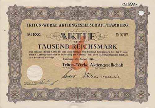 Triton-Werke