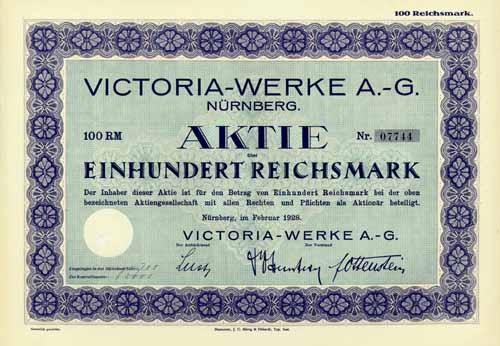 Victoria-Werke