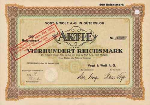 Vogt & Wolf
