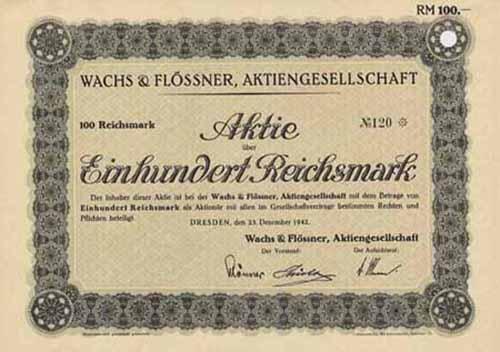 Wachs & Flössner