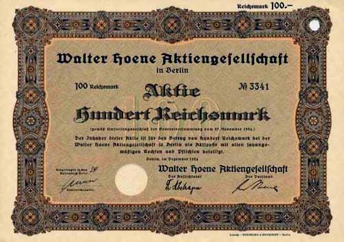 Walter Hoene