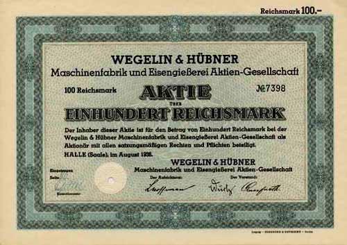 Wegelin & Hübner