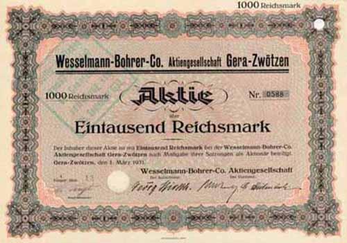 Wesselmann-Bohrer-Co.