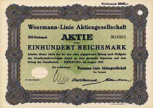 Woermann-Linie