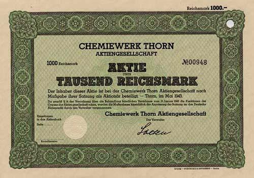 Chemiewerk Thorn