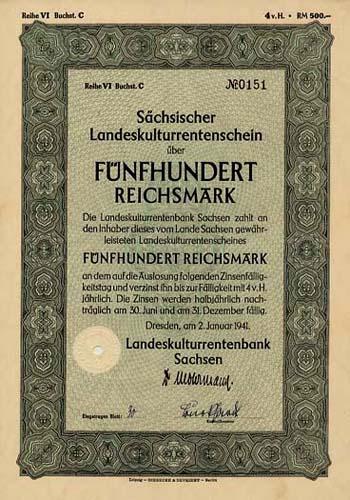 Landeskulturrentenbank Sachsen