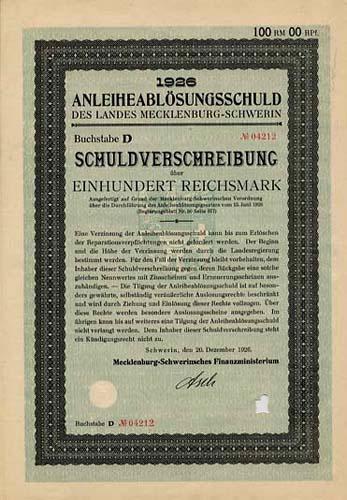 Land Mecklenburg-Schwerin