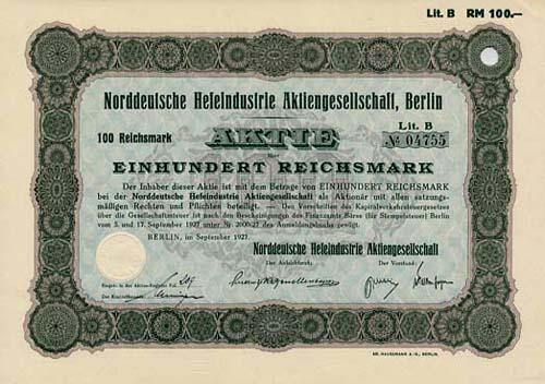 Norddeutsche Hefeindustrie