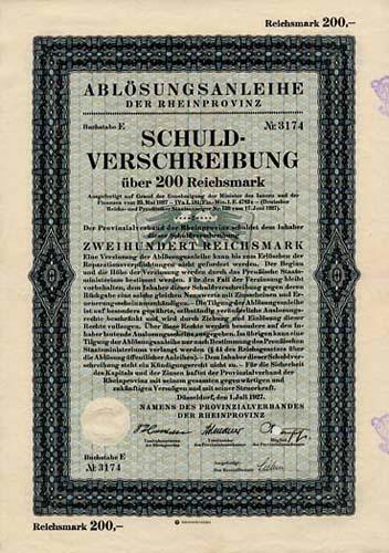 Provinzialverband der Rheinprovinz