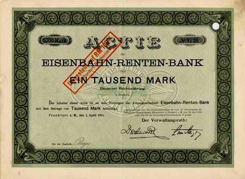 Eisenbahn-Renten-Bank