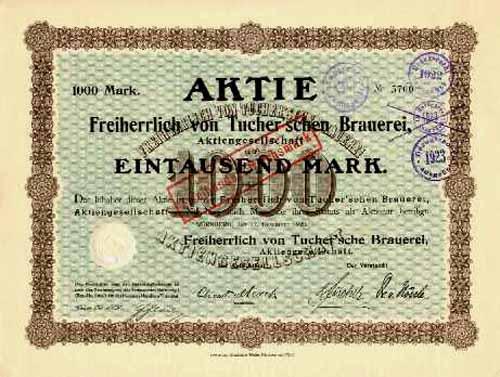 Freiherrlich von Tucher'sche Brauerei