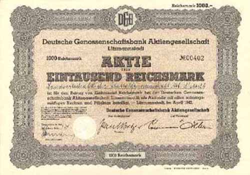 Deutsche Genossenschaftsbank