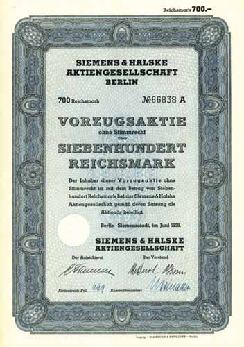Siemens & Halske