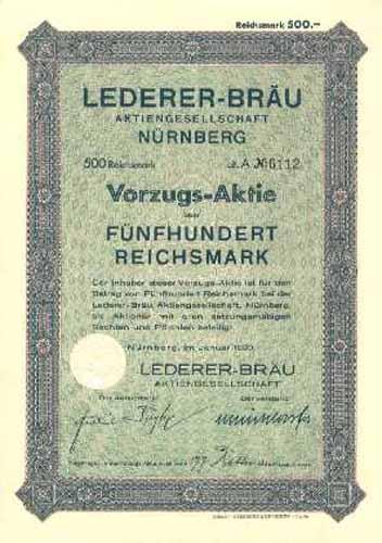 Lederer-Bräu