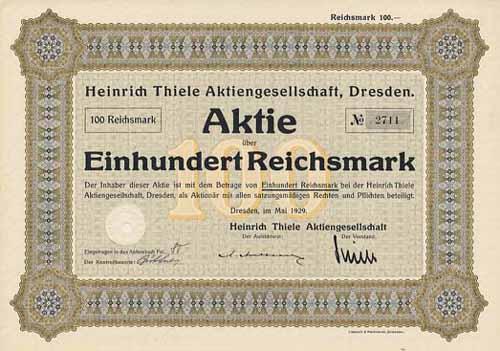 Heinrich Thiele