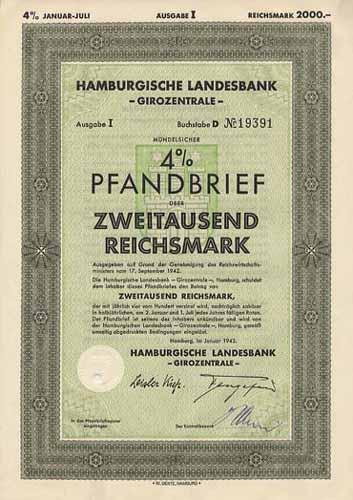 Hamburgische Landesbank - Girozentrale -