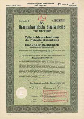 Freistaat Braunschweig