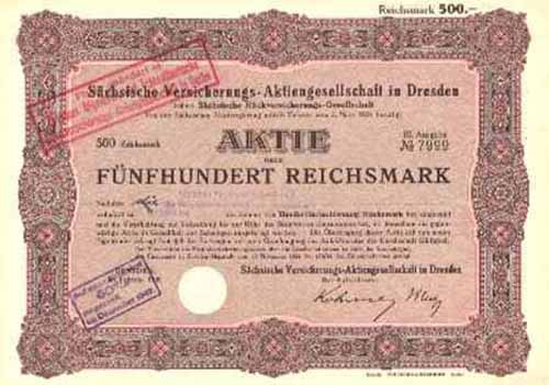 Sächsische Versicherungs-AG