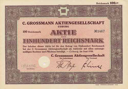 C. Grossmann