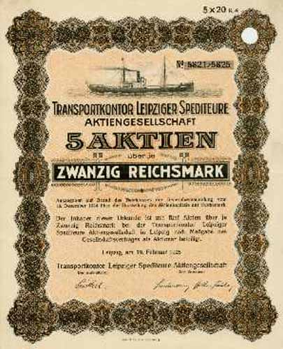 Transportkontor Leipziger Spediteure