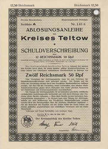 Kreis Teltow