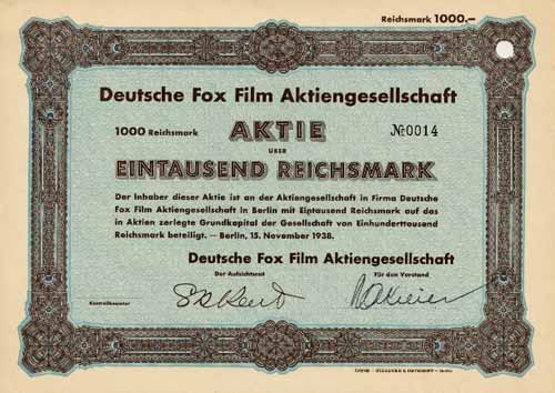 Deutsche Fox Film