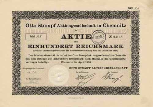 Otto Stumpf