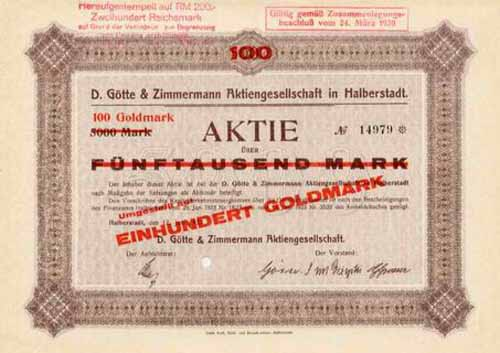 D. Götte & Zimmermann